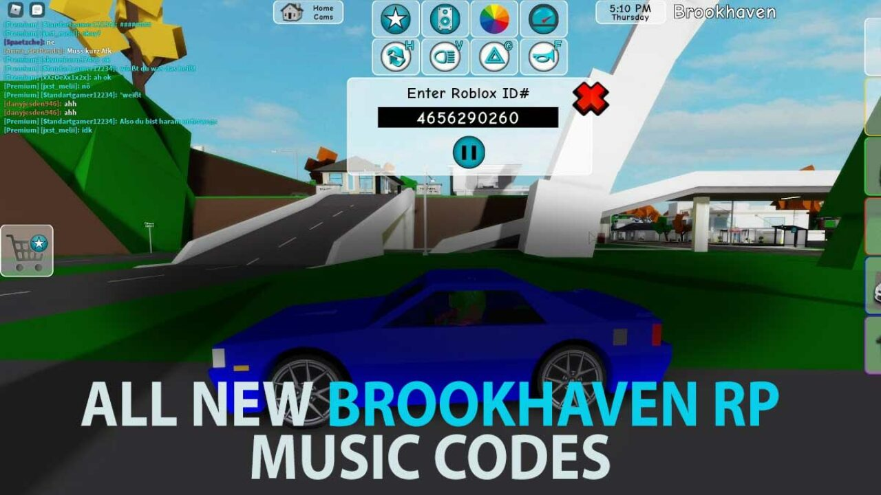 Roblox Id Song Codes For Brookhaven : Music id codes for